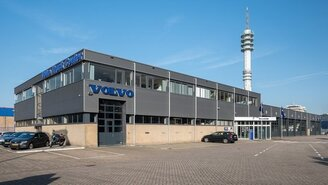 Volvo Group Truck Center Rotterdam