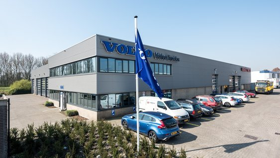 VOLVO GROUP TRUCK CENTER AALSMEER