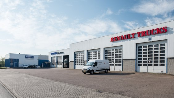 VOLVO GROUP TRUCK CENTER ALPHEN AAN DEN RIJN