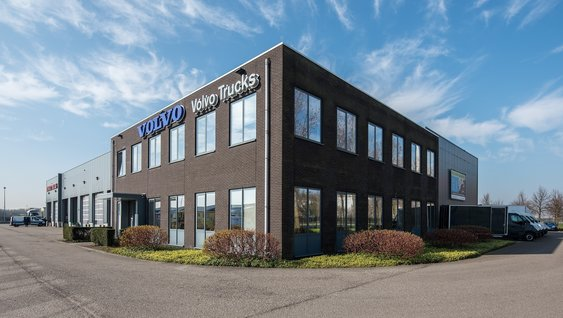 Volvo Group Truck Center Amsterdam