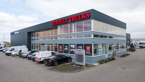 Volvo Group Truck Center Berkel en Rodenrijs