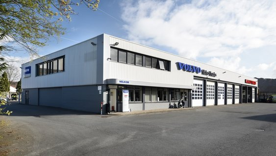 Volvo Group Truck Center Rijnsburg