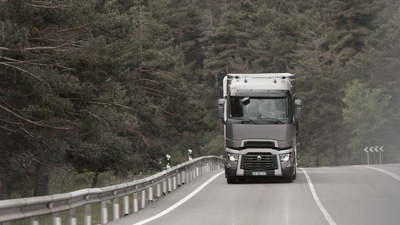 Renault Trucks services