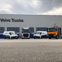 Volvo Group Truck Center Hulst