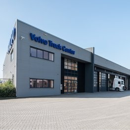 Volvo Group Truck Center Alblasserdam