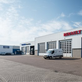 Volvo Group Truck Center Alphen a/d Rijn