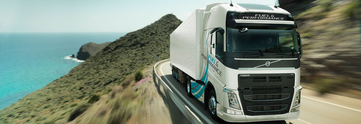 Volvo FH Fuel&Performance Concept