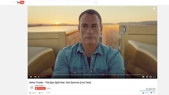 Video's van Volvo Trucks op YouTube