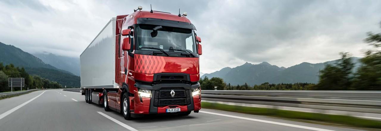 We zijn officieel Renault Trucks-dealer