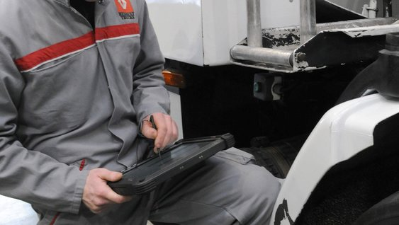 Renault Trucks onderhoud