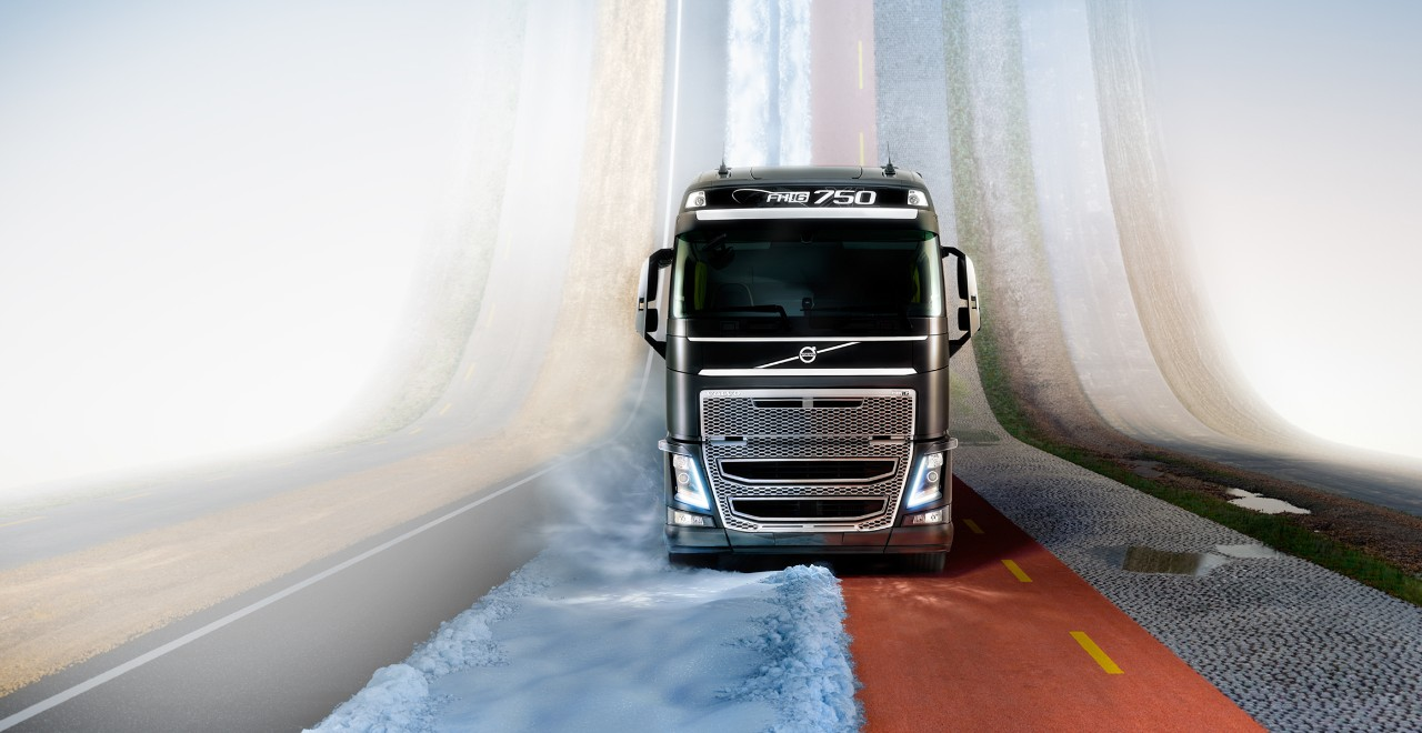 Volvo trucks services driver development training course