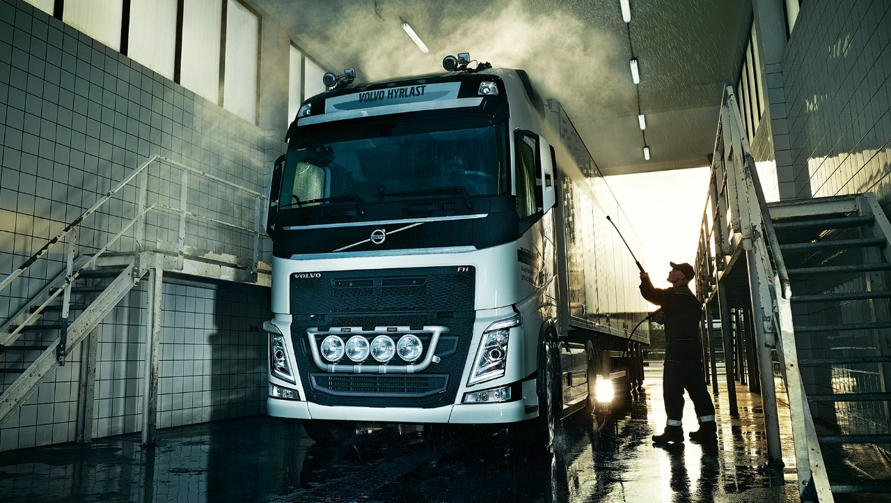 Volvo trucks dealer euro 6 rental volvo trucks carwash