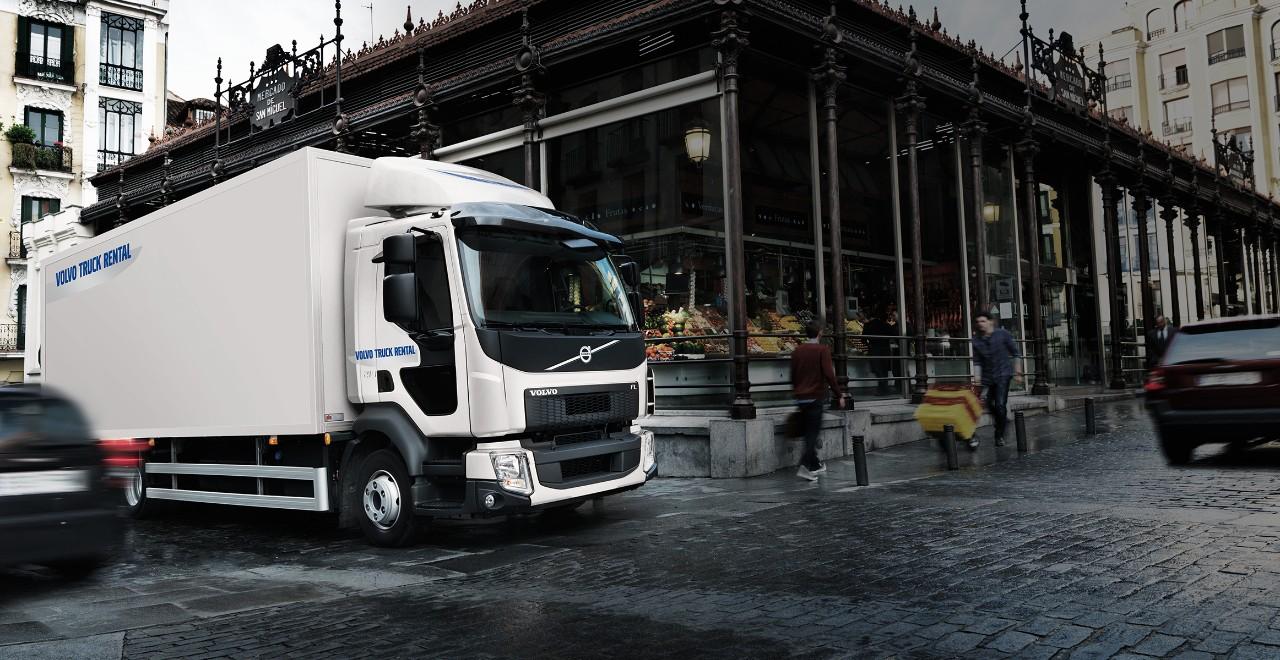 Volvo trucks dealer euro 6 rental volvo trucks