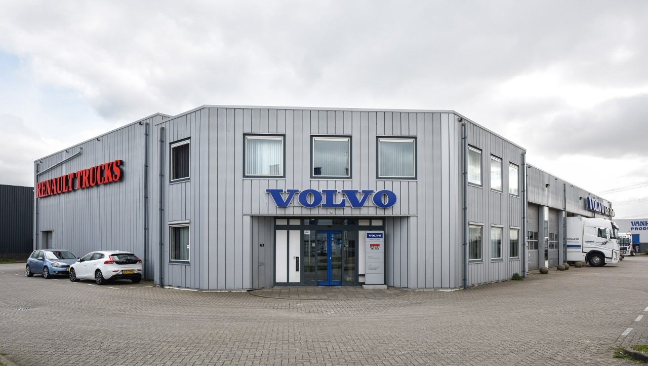 Volvo Group Truck Center Zoetermeer