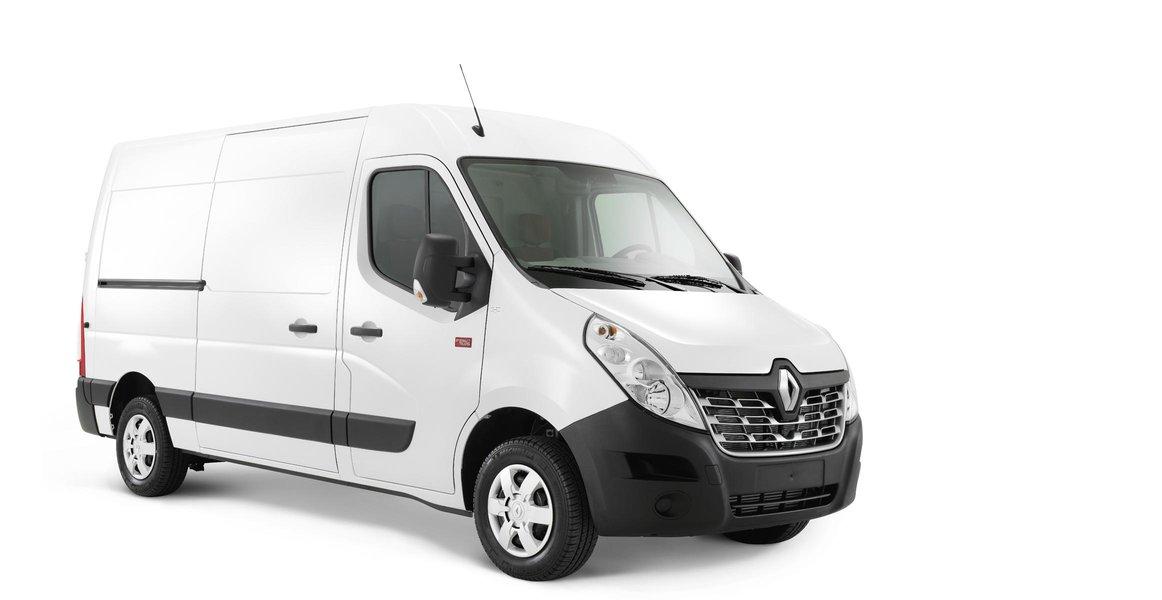 Renault Master uit voorraad leverbaar