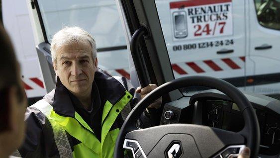 Renault Trucks 24/7, NON STOP ASSISTENTIE