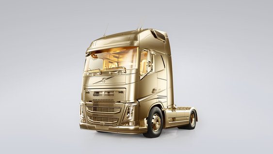 Volvo trucks euro 6 servicing contracts golden truck